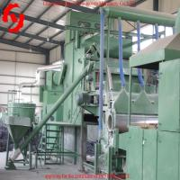 China 5.5 M Nonwoven Waste Felt Making Machine With CE / ISO9001 Certificate wholesale