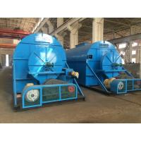 Tube / Pipe Bundle Vacuum Drying Machine , Hot Air Tube Bundle Dryer Machine Manufactures
