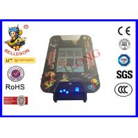 72CM Height Arcade Game Machines Fiberboard Cabinet With Illuminant Joysticks Buttons Manufactures