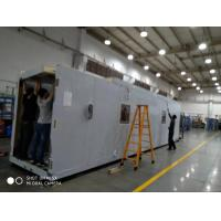 Solar Panel Module Walk-In Chamber Suitable For Reliability Test In Industrial Products Manufactures