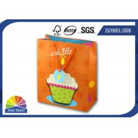 Professional Birthday Gifts Wrapping Paper Gift Bag with Customized Logo Printed Manufactures