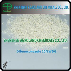 Quality Difenoconazole 95%TC Fungicides 10%WP 10%WDG 25%EC Bactericide Germicide for sale