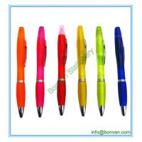 China ball pen and highlighter, pen with highlighter, promotion gift use on sale