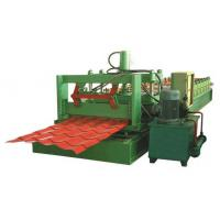 China steel tile forming machine line - NT828 on sale
