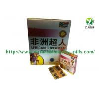 Health Natural Male Enhancement African Superman For Penis Enlargemenet Manufactures