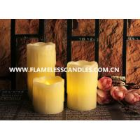 Battery Operated Flickering LED Votive Flameless Candle / Wholesale Votive Candles Manufactures