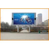 High Contrast Full Color PH20mm Outdoor Electronic Advertising Led Billboard Display Manufactures