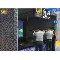 4 Players Virtual Shooting Simulator / Game Center Indoor Hunting Machine Manufactures