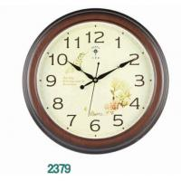 Small Size Round Plastic Wall Clock Promotional Gift OEM Product Manufactures