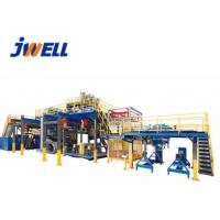 China EVA Waterproof Hdpe Sheet Extrusion Line 30-45 Ton Weight 220V~380V on sale