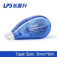 Tear-resistant Mini Liquid Correction Tape Student School Stationery Manufactures