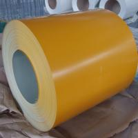 China High Performance Prepainted Aluminum Coil Color Coated Aluminium Coil on sale