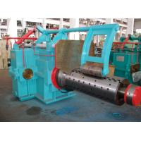 Hydraulic Tension Reel , Winding Copper Strip Double Heads Coiler Reel Manufactures