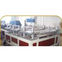 Twin Screw Plastic Extrusion Machine , WPC Board Production Line Manufactures