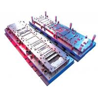Customized Punching Metal Stamping And Forming Mould Hot / Cold Runner Manufactures