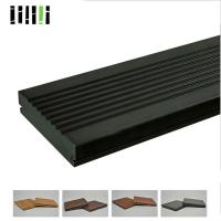 Anti Fading Bamboo Floor Panels Natural Wood Appearance For Outdoor Decking Floor Manufactures