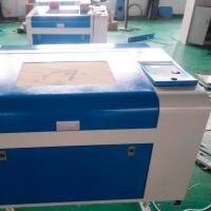 China 120 W Co2 Laser Engraving Machine , High Speed Laser Metal Cutting Machine on sale
