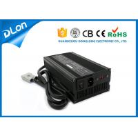 portable electric cleaner machine battery charger 24v 36v 48v with Aluminium case Manufactures