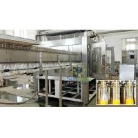 Automatic Concentrate Hot Filling Machine Drinking Juice Production Plant Manufactures