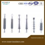 High Voltage Electrical FQE1-25,FQE2-25,FQE3-25,FQE4-25 railway suspension composite insulator Manufactures