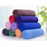 China Quick-Dry Microfiber Weft Knitted Towel on sale
