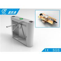 CF1200-HD tripod gate turnstile for stadium entrance , stainless steel , rfid control system