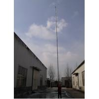 China carbon fiber window cleaning pole camera pole 16 meters length on sale