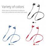 Neckband Bluetooth Headset Bluetooth Earphones Around Neck Sports Neckband Headphones Manufactures
