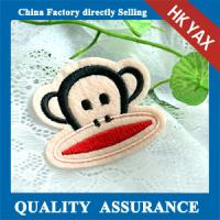 Hot selling Lovely Embroidered Patch, Custom Embroidered Badge, Wholesale Embroidered Patch Manufactures