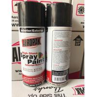 Anti Scratch Aerosol Spray Paint Odourless 400ml Car Spray Paint Cans For Sale Of Aeropaksprays