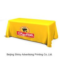 Wrinkle Resistant Custom Table Cloths Manufactures
