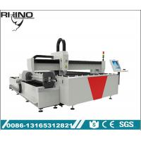 Dual - Use Fiber Laser Cutting Machine With Rotary Attachment CE / ISO / FDA Approved Manufactures