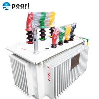 China OEM Distribution And Power Transformers In Oil Type Up To 35 Kv And 2.5 Mva on sale