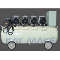 Large Displacement Oilless Air Compressor With Low Power Consumption Manufactures