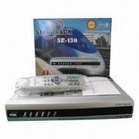 China FTA Digital Satellite Receiver, 18W Max. Power Consumption on sale