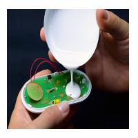 China Condensation Electronic Potting Compounds Silicone on sale