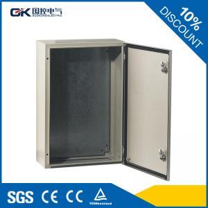 China Automotive 50 Amp Power Distribution Box , Wall Mount Electric Distribution Panel on sale