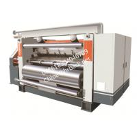 China Single Facer Corrugated Machine Corrugated Roller Machine New Condition on sale