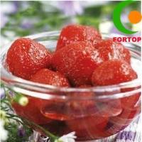 Canned Straberry Manufactures