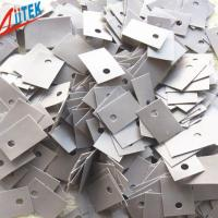 Quality 50 ShoreA Thermally Conductive Electrical Insulator Heat Transfer Die Cutting High Voltage Isolation for sale