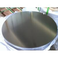 0.5 mm to 5 mm Mill Finished non stick  Aluminium Disc of 1050  1100  3003 O - H112 Temper Manufactures