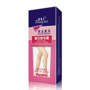 Herbal Female Hair Removal Cream Refreshing Depilatory Anti - Allergy Manufactures