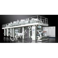 Tobacco Aluminum Automatic Foil Stamping Machine Backing Paper Coating Equipment Manufactures