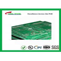 Computer PCBs with Rigid FR-4 1.6mm  OSP surface treatment  with RoHS Manufactures