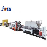 Full Automatic Plastic Extrusion Machine High Capacity Good Plasticization Manufactures