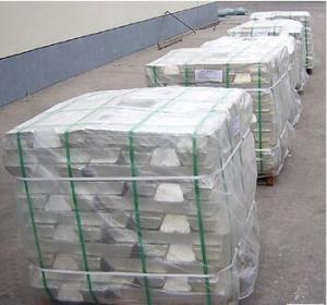 High Purity Magnesium Ingot 99.99% 99.95% Manufactures