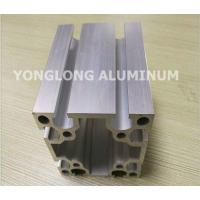 T3 - T8 Machined Aluminium Alloy Profile 6063 6060 6005 6005A With Natural Oxidation Treatment Manufactures