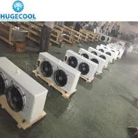 CE Approval Walk In Cooler Unit , Air Cooling Unit Steel Plate Material for sale