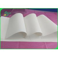 Quality Tearproof 100 - 200um Synthetic Stone Paper for Notebook / Hangtag / Map for sale