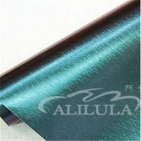 High quality 1.52*30m body sticker for car green chrome vinyl wrap Manufactures